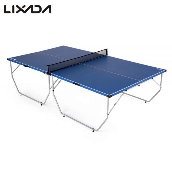 Lixada Folding Table Tennis Table Ping Pong Table -