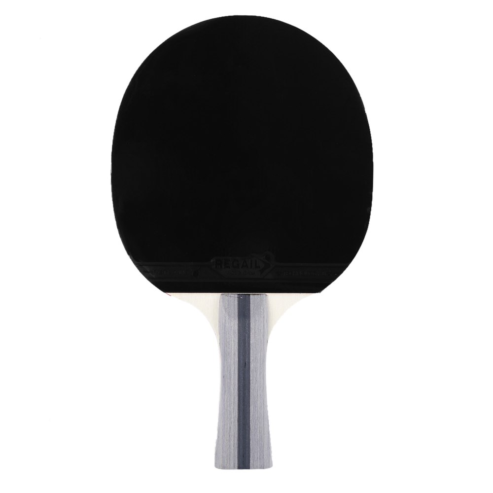 Regail 8020 Table Tennis Ping Pong Paddle Set Includes