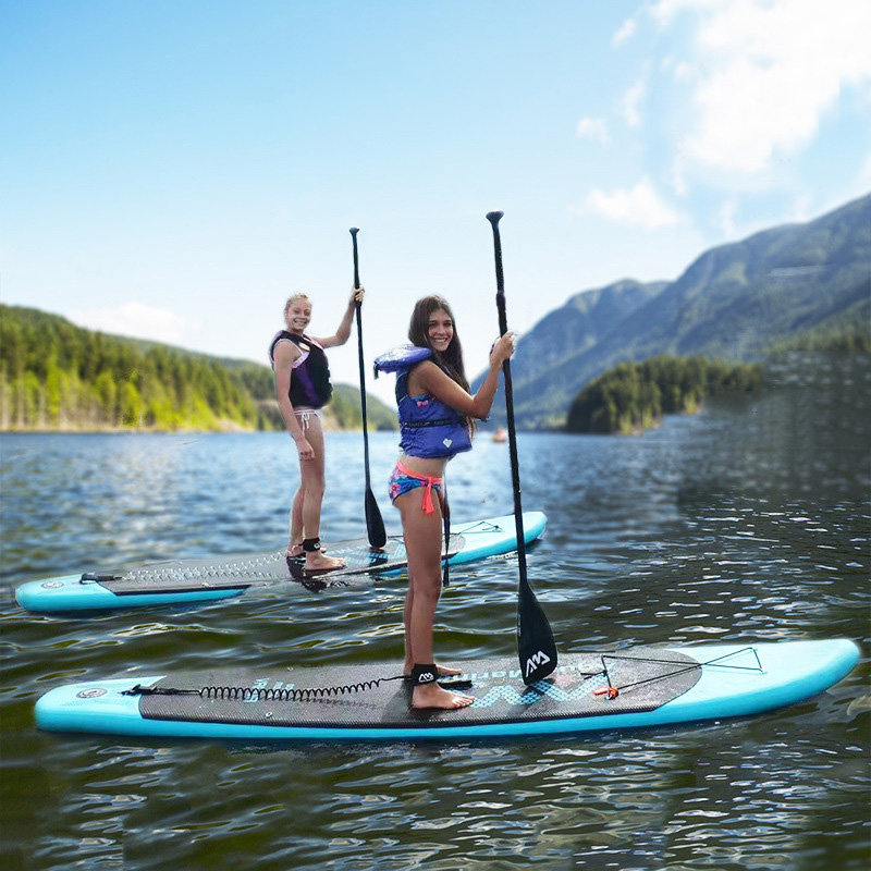 aqua marina 11 foot vapor inflatable stand up paddleboard. Black Bedroom Furniture Sets. Home Design Ideas